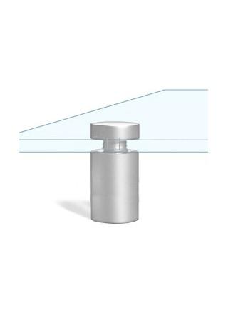 Dištančná skrutka 19 mm (hliník)