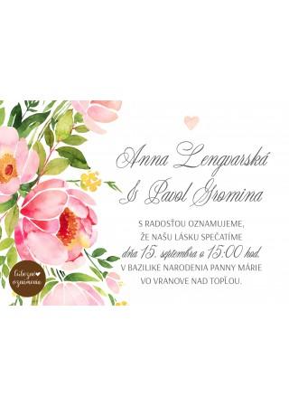 Oznámenie Summer Romance 02