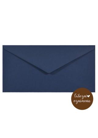 Farebná obálka DL - 115 g - modrá