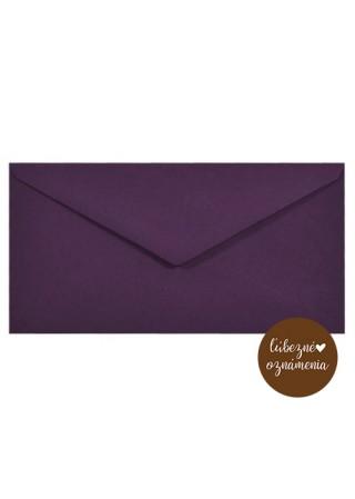 Farebná obálka DL - 115 g - fialová