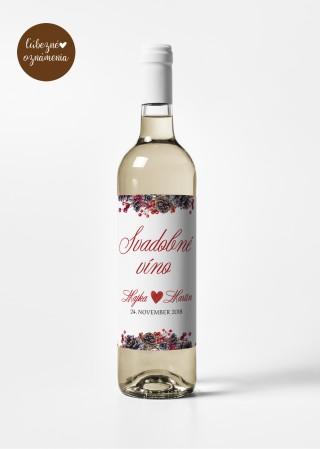 Etiketa Jesenná romanca